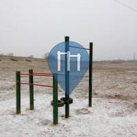 Arad - Воркаут площадка - Mieresch