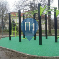 Drancy - Parc Street Workout - Parc de Ladoucette