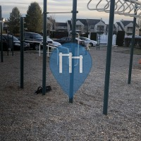 Calisthenics Stations - Harrisburg - Outdoor Gym North Highland Drive