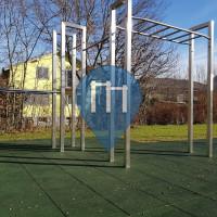 Winterthur - Calisthenics Facility - Schulgelände Schule Rychenberg