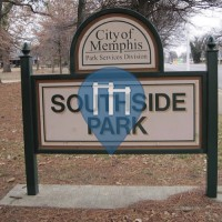 Street Workout Anlage - Memphis - Outdoor Fitness South Side Park