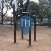 Buenos Aires - Fitness Trail - Plaza Irlanda