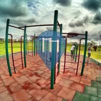 Guayaquil - Street Workout Park - Parque Samanes