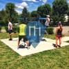 Tresserve - Parcours Sportif - Aire de fitness en accès libre - Hippodrome