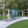 Parc Musculation - Heilbronn - Calisthenics Gym BUGA Park