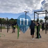 Воркаут площадка - Ивиса - Parque de Calistenia & Street workout Ibiza Town