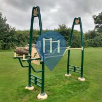 Stoke Golding - уличных спорт площадка
