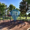 Las Vegas - Barstarzz Workout Training Area - Paradise Park