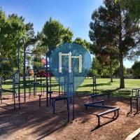 Las Vegas - Barstarzz Workout Training Area - Paradise Park