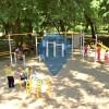 Janowiec Wielkopolski - Воркаут площадка - Park Miejski