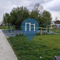 Street Workout Anlage - Zagreb - Calisthenics park - Špansko