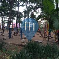 Sao Paulo - Outdoor Fitness Studio - Fitnesspark