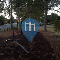 Brisbane - Calisthenics Exercise Stations - Brookvale Drive
