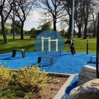 Fitness Trail - Montreal - Treckfit Outdoor Gym