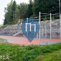 Hlinsko - Ginasio ao ar livre - COLMEX
