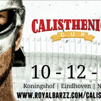 Calisthenics Cup 2016 – Eindhoven / Netherlands