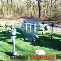 Dordrecht - Parc Street Workout - Lappset