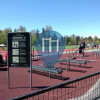 Surrey - Outdoor-Fitnessstudio - Parcourse FitCenter