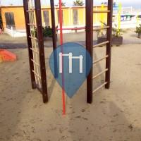 Fitness Trail - Rimini - Outdoor Fitness Park Bagno  JiJoca 74
