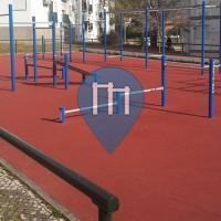 Lissabon - Outdoor-Fitnessstudio - Olivais Norte