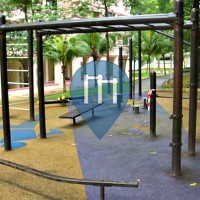 Singapore - Street Workout Park - Yew Tee Park