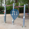 Woluwe-Saint-Lambert - Outdoor Exercise gym - Plaine de Jeux Stade II
