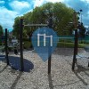 Adelaide - Street Workout Gym - Paynham Oval Reserve