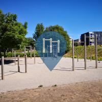 Tallinn - Ginásio ao ar livre - Pae Park