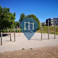 Tallinn - Palestra all'Aperto - Pae Park