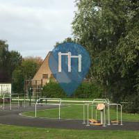 徒手健身公园 - 马尔康巴勒尔 - Chemin du Halage