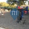 Воркаут площадка - Ruhama - Fitness Kibbutz Ruhama