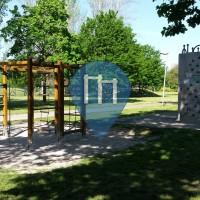 Carpi - Swedish Wall - Parco Sandro Pertini