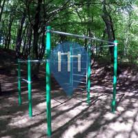 Gdańsk - Calisthenics Park - Pachołek