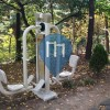 Seoul - Outdoor fitness equipment - 남산2호터널