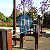 Sydney - Outdoor Fitness Park - King Street Park