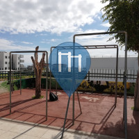 Μέσα Γειτονιά - Exercise Park - The Grammar School - Calisthenics Court