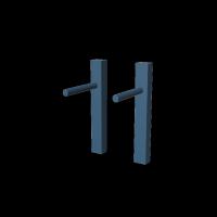 Dip handles