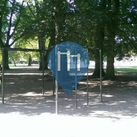 Маастрихт Stadspark - Воркаут площадка