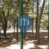 Mexico City - Outdoor Exercise Gym - Pista del Bosque de Tlapan