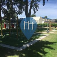 Alblasserdam - Outdoor Fitnessstation - Lammetjeswiel
