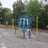 Stuttgart - Calisthenics Park - Kurpark