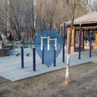 Yinchuan - Calisthenics Park - Rixin Park