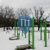 Lučenec - Calisthenics Park - Rúbanisko II