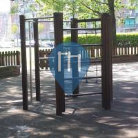 Milán - Barras de dominadas al aire libre - Stadera