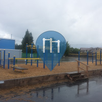 Tacoma - Outdoor Exercise Facility - St Charles Borromeo Catholic School