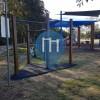 Brisbane - Parque Calistenia - Finsbury Park