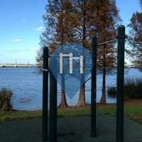 Orlando (Florida) - Exercise Station / Trim Trail  - Lake Underhill Park