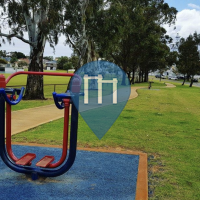 Gym en plein air - Perth - Outdoor Fitness Enright Reserve - Hamilton Hill