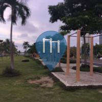 Панама-Сити -  Воркаут площадка - Vasco Nunes de Balboa