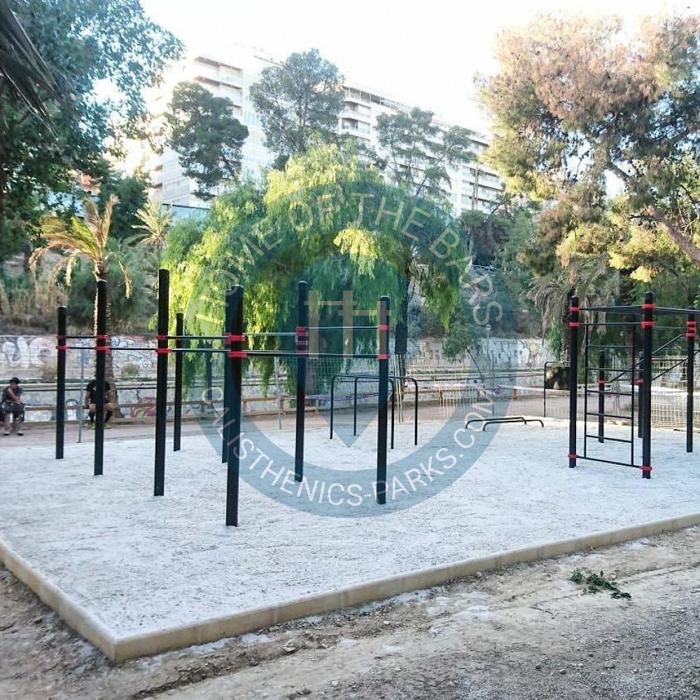 Zona Para Deportes Del Rio